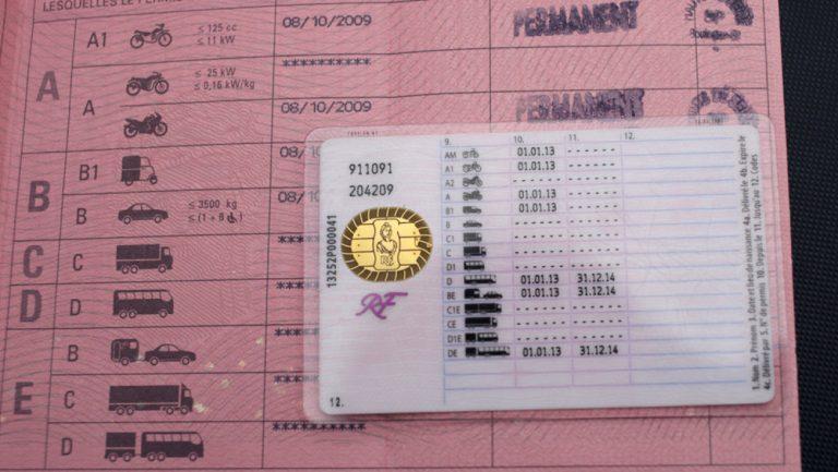 acheter un permis de conduire